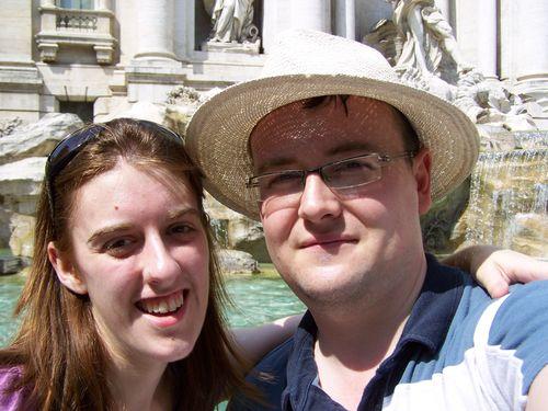 Amanda and Tim
