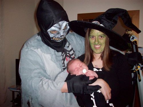 Family Halloween Fancy dress