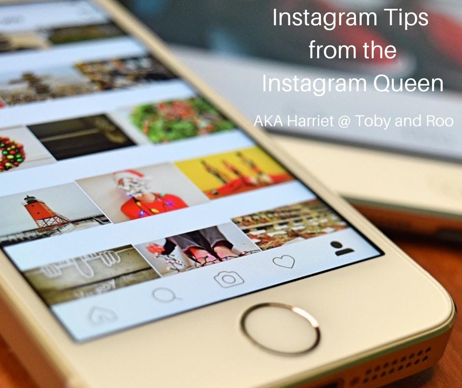 Instagram Tips from the Instagram Queen (1)