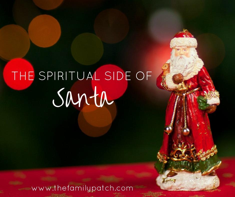 The Spiritual Side of Santa